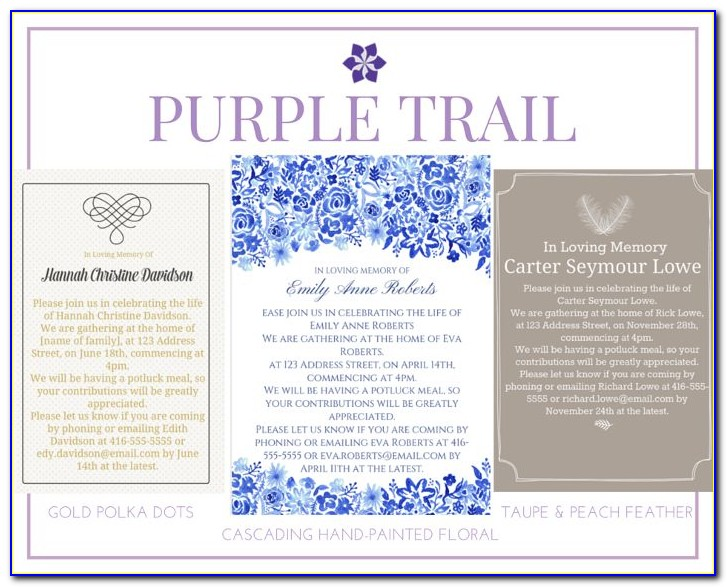 Funeral Program Templates Microsoft Word Free