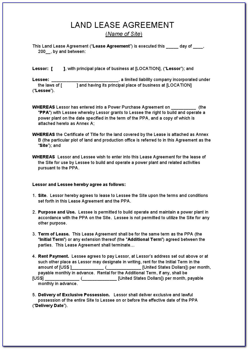 General Employment Application Form Pdf