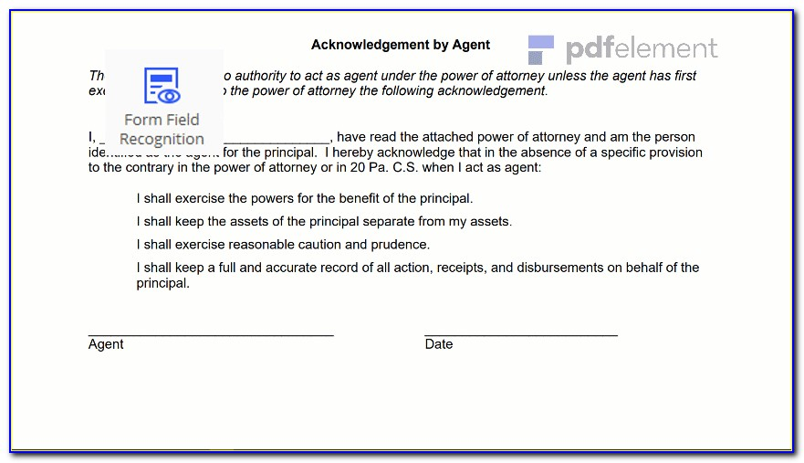 General Power Of Attorney Virginia Template (20)