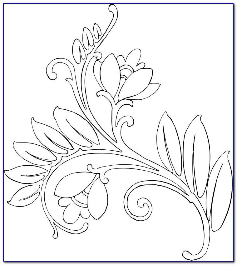 Glass Etching Stencils Free Download