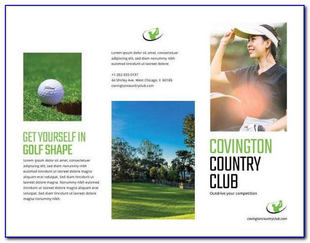 Golf Tournament Format Ideas