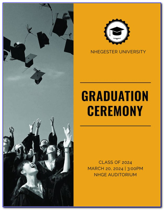 Graduation Certificate Template Powerpoint