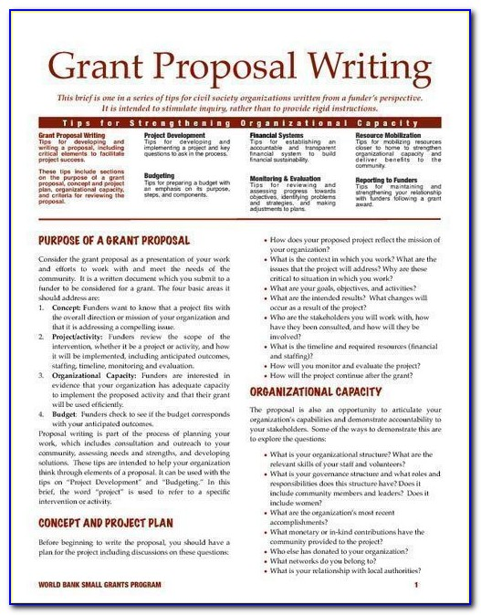 Grant Thank You Letter Example