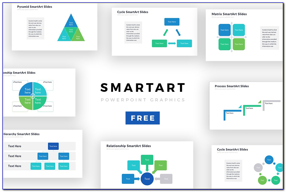 Graphic Template Powerpoint Free