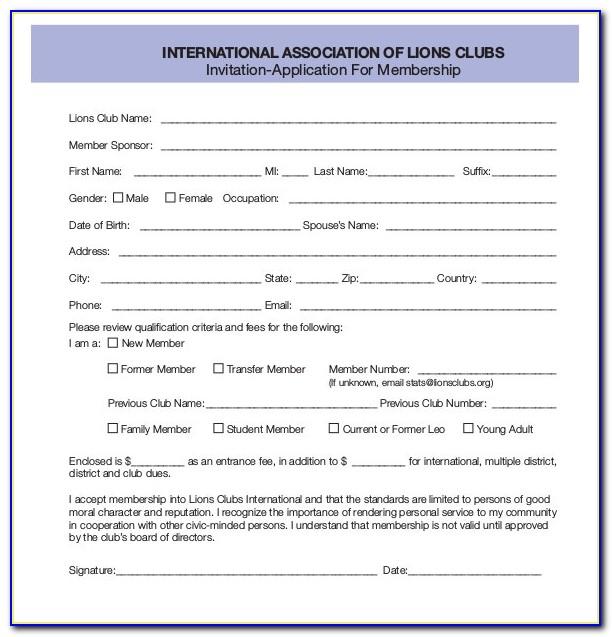 Gym Membership Cancellation Example