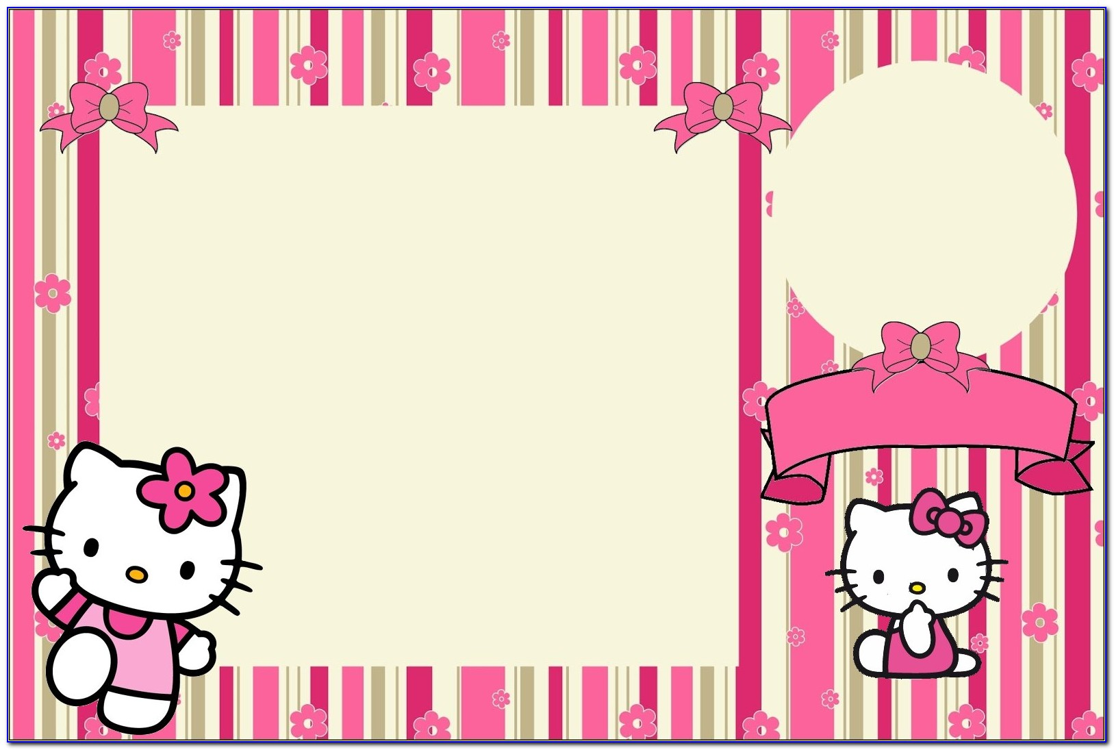 Hello Kitty Birthday Invitation Wording Ideas