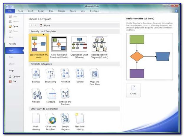 Microsoft Visio 2013 Shapes Download