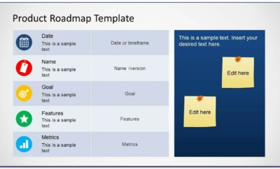 Roadmap Template Word Free Download