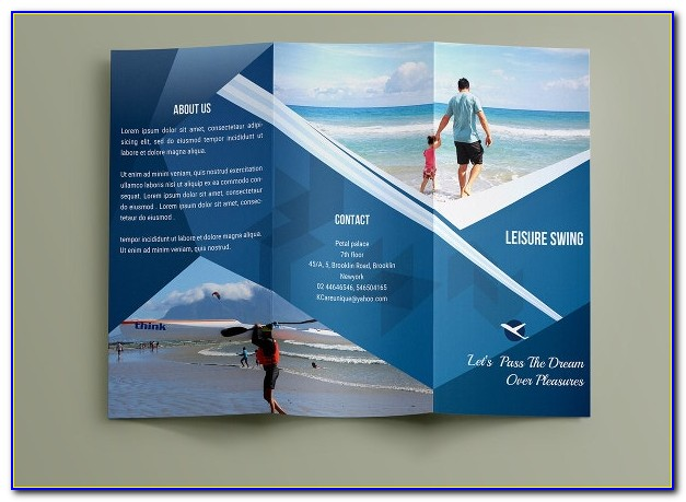 Travel Brochure Templates Free Download For Publisher