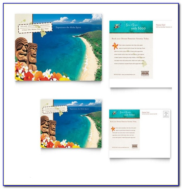 Travel Brochure Templates Free Download For Word