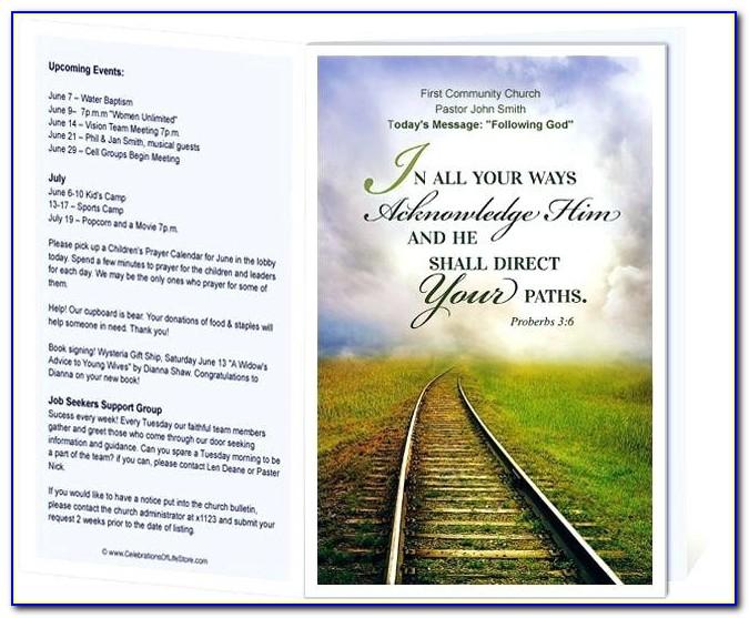 Church Invitation Templates Free Download