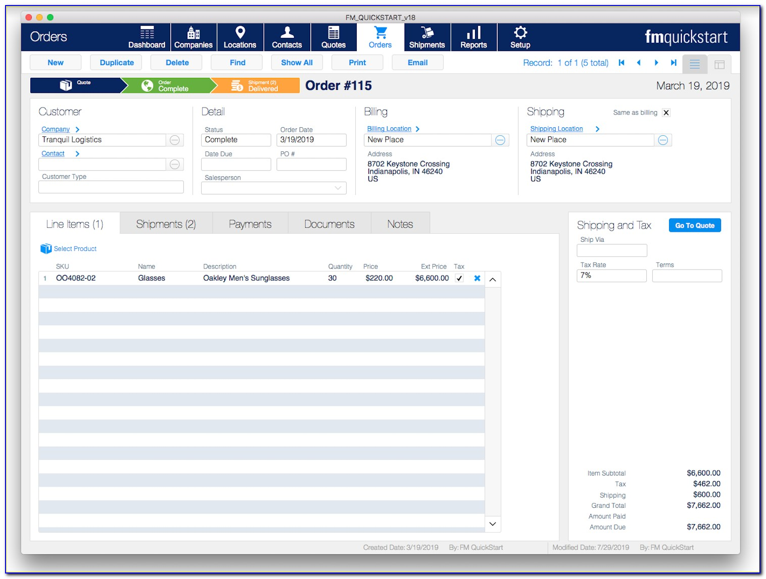 Filemaker Pro Database Templates Free