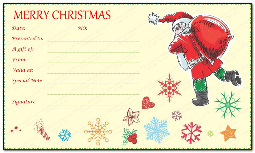 Free Avery 5160 Christmas Label Template
