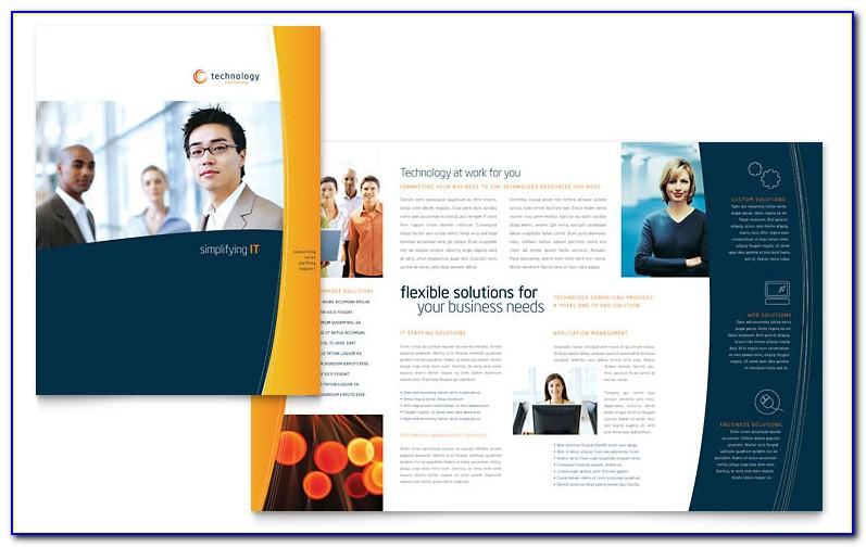 Free Brochure Templates Microsoft Publisher