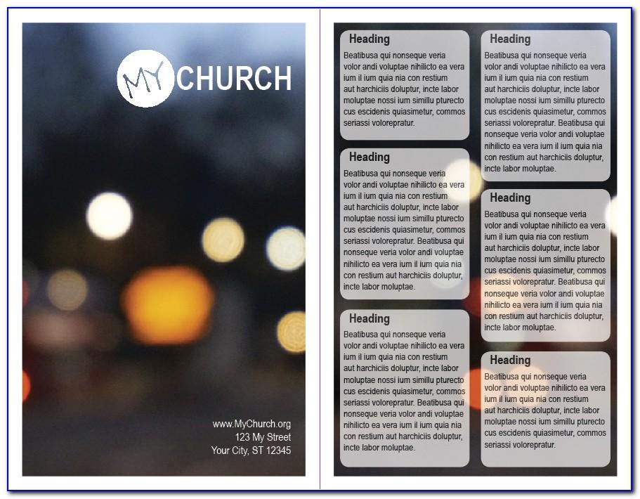 Free Church Choir Invitation Templates