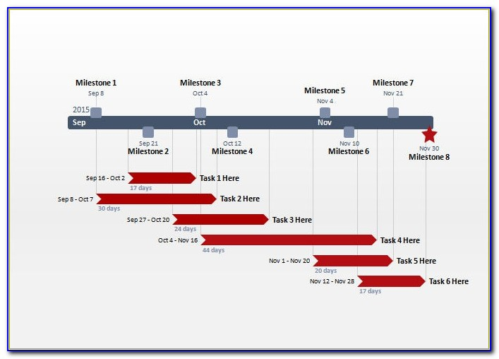 Free Download Project Roadmap Template
