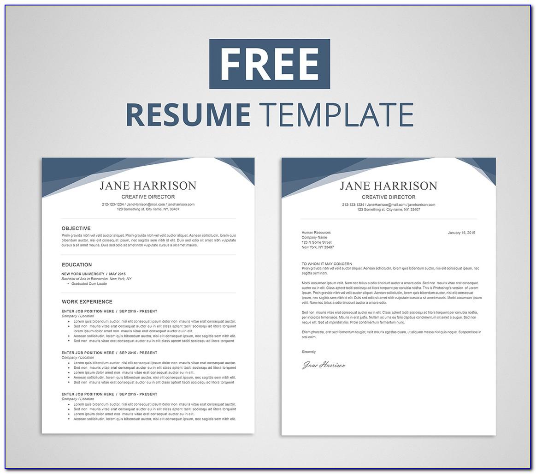 Free Downloadable Resume Templates Mac