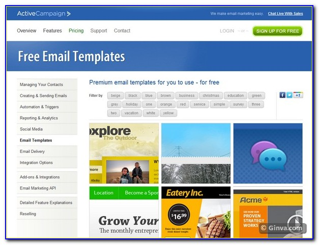 Free Email Signature Templates For Outlook 2013