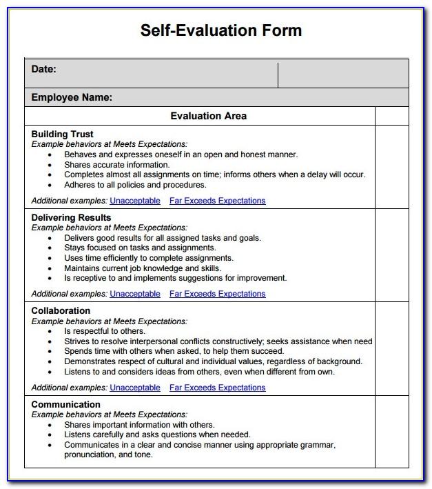 Free Employee Training Checklist Template