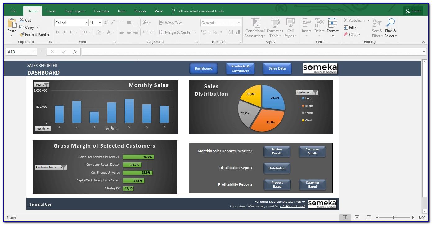 Free Excel Template For Gantt Chart