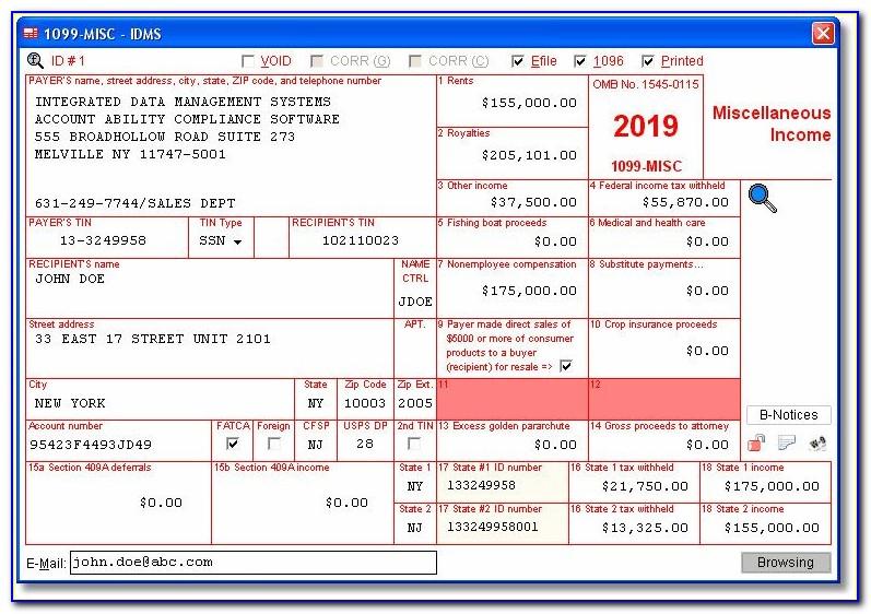 Free Fillable Invoice Template Pdf