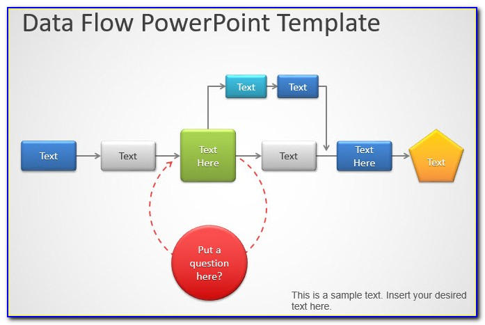 Free Flowchart Templates Powerpoint