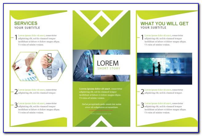 Free Online Brochure Maker Template