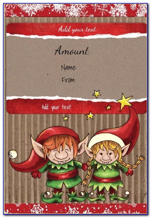 Free Online Christmas Invite Templates