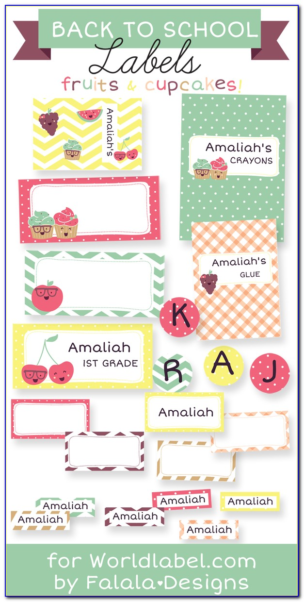 Free Printable Label Templates For Word A4