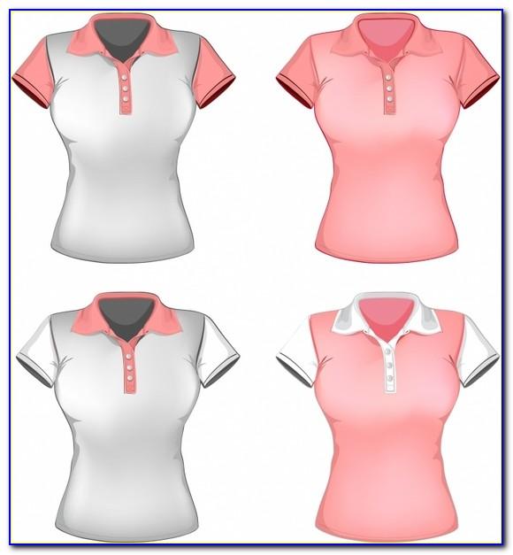 Polo Shirt Mockup Template Free Download