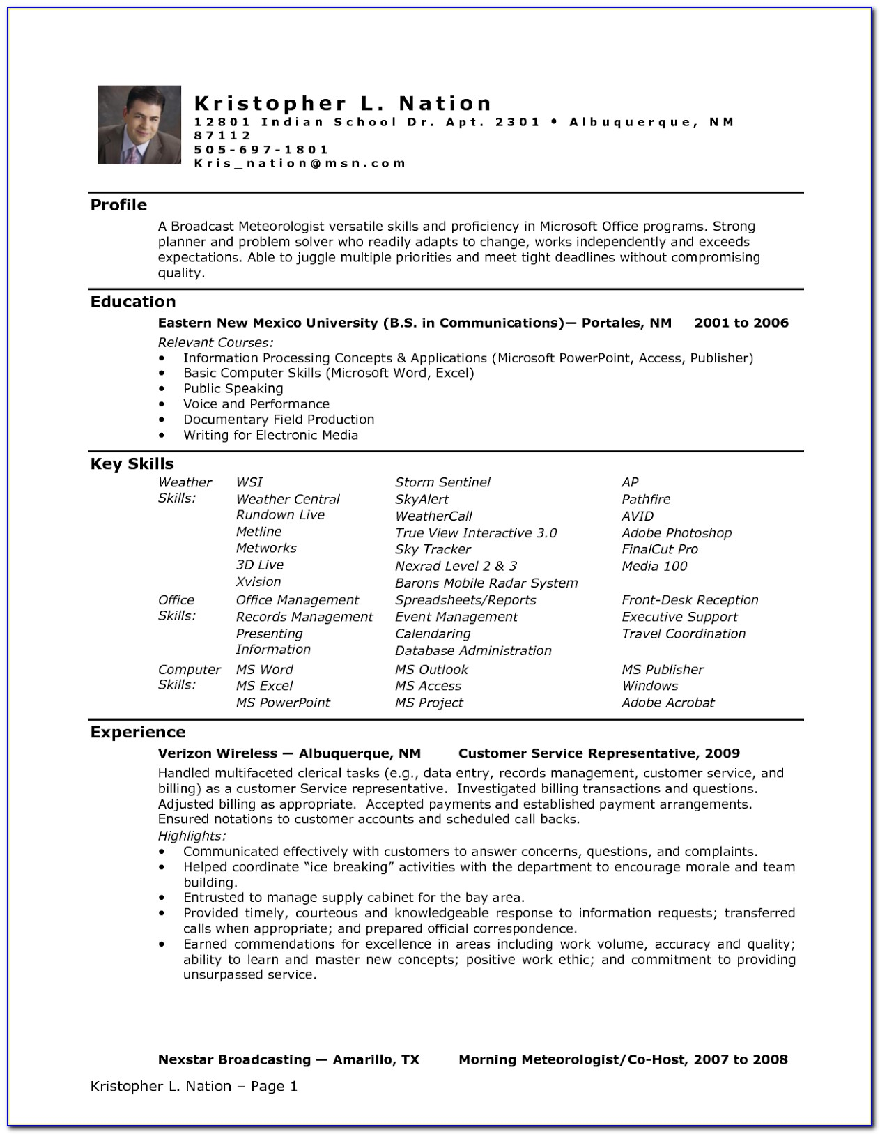 Administrative Assistant Resumes Templates