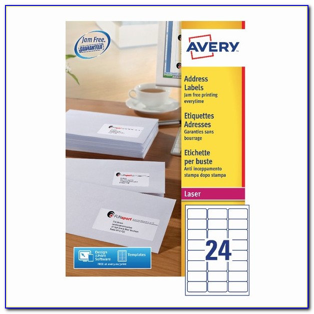 Avery Filing Labels Template 5366