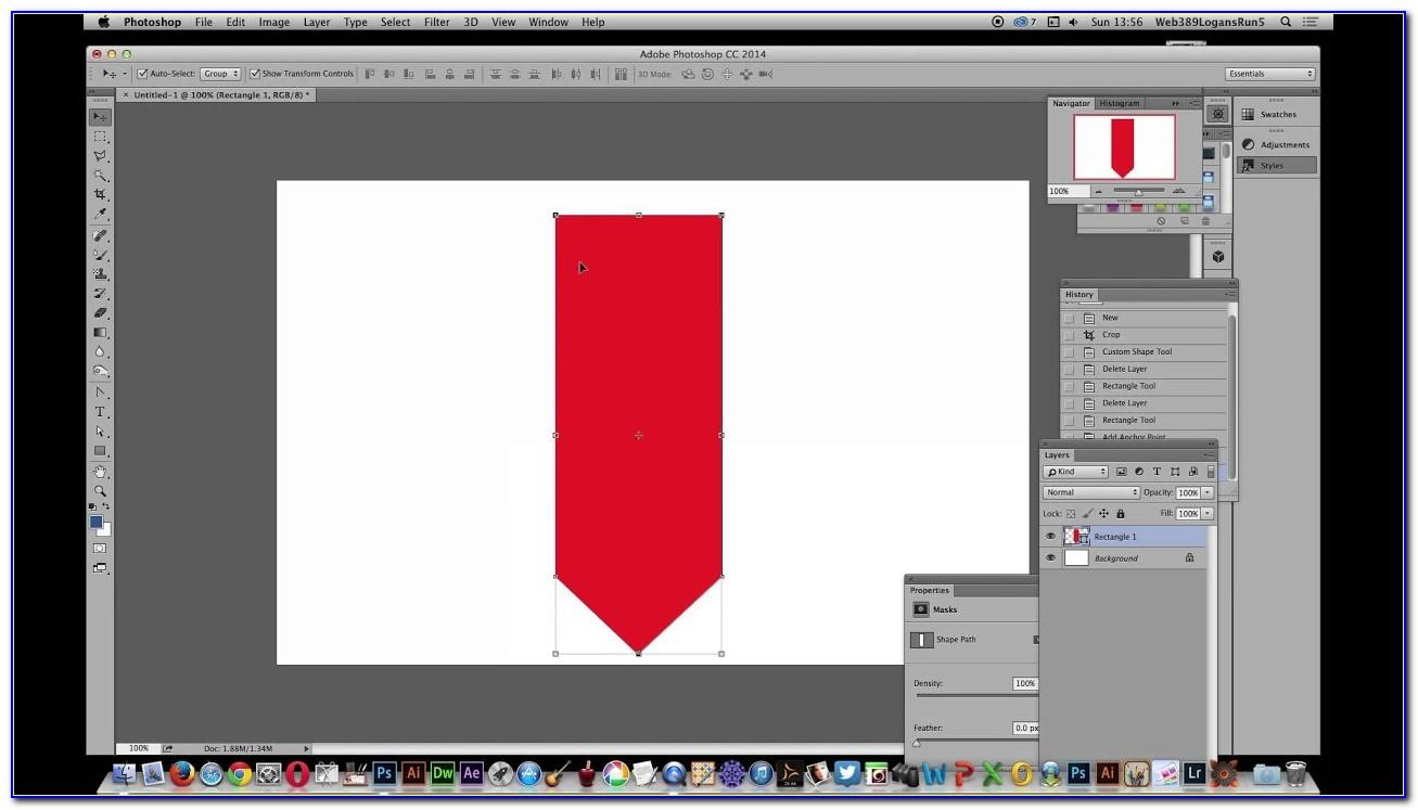 Birthday Flag Banner Template Free