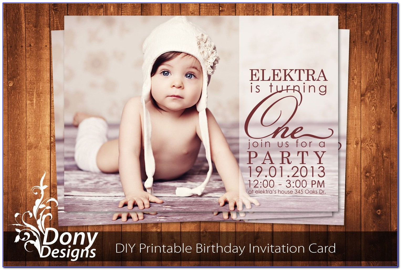 Birthday Gift Certificate Templates Free Download
