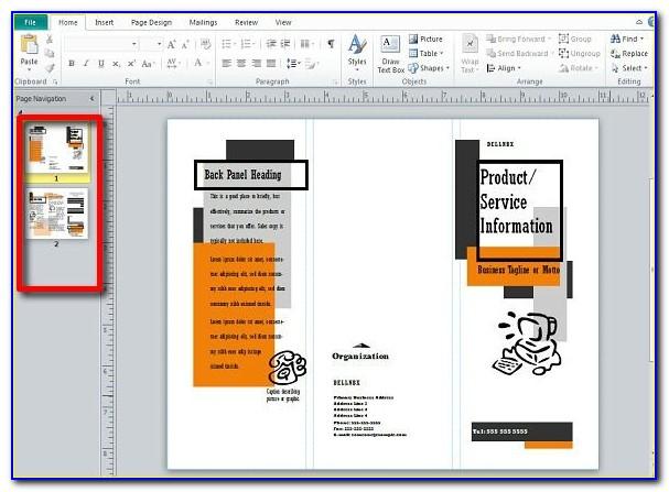 Brochure Design Templates Online Free