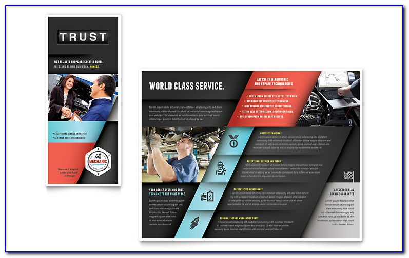 Brochure Templates Free Download For Microsoft Word 2010