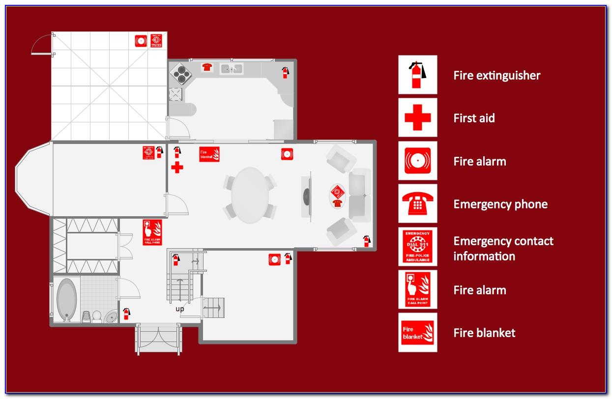 Emergency Exit Plan Sample