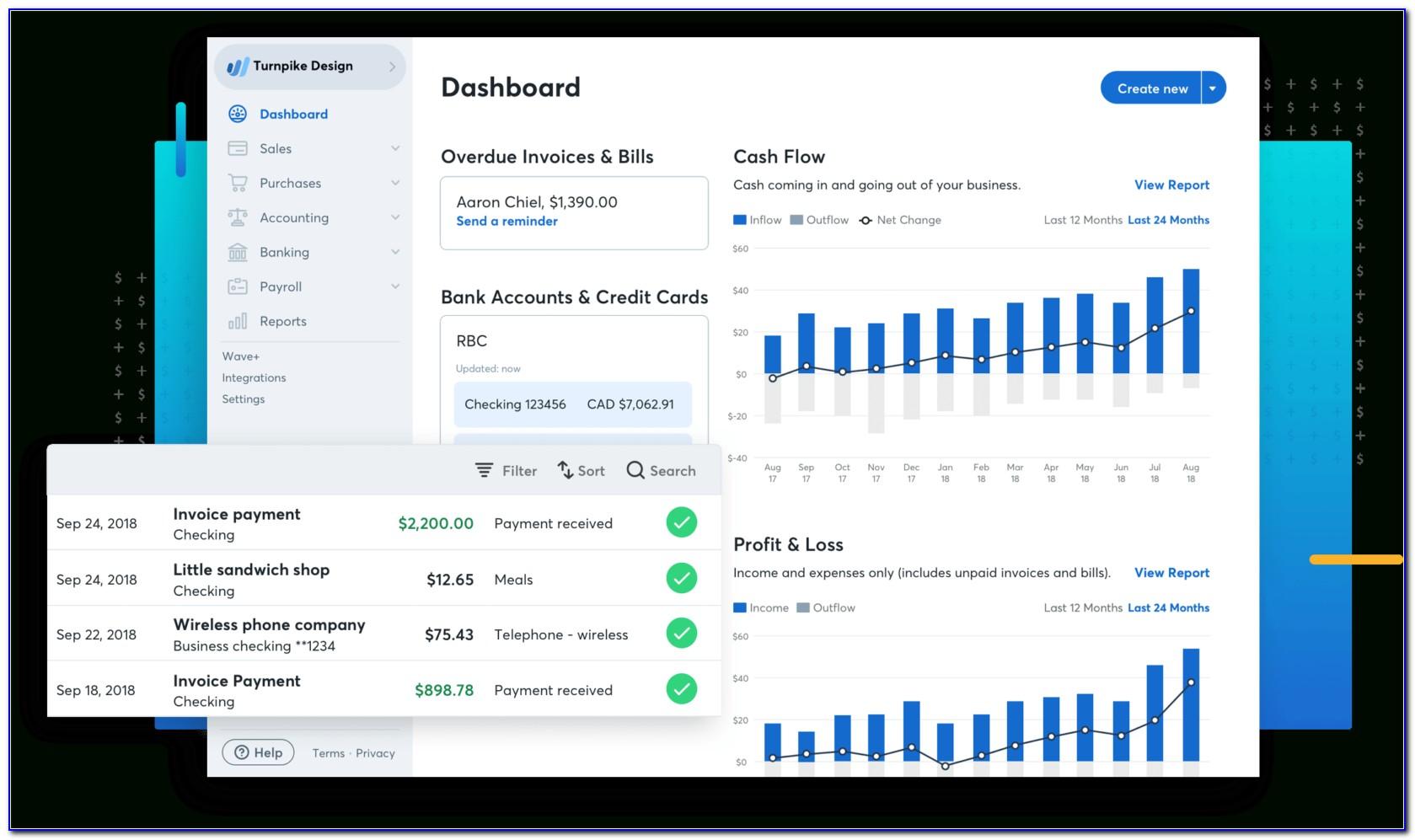 Excel Bank Ledger Template