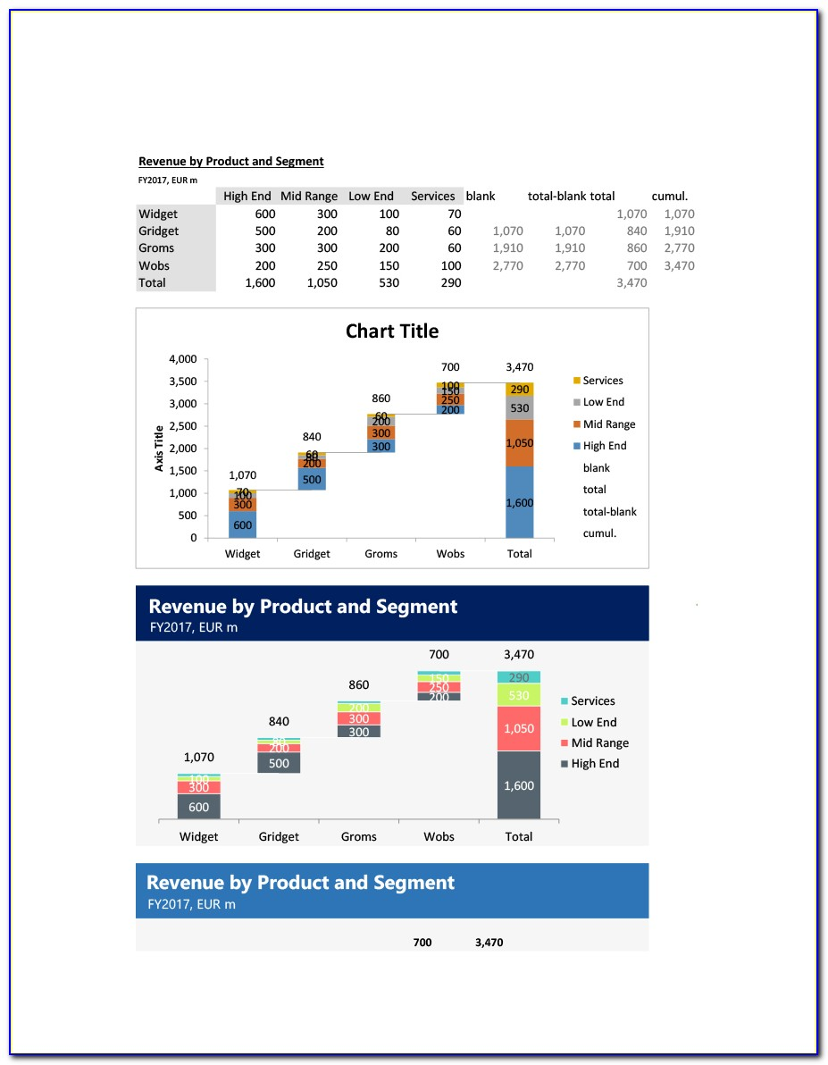 Excel Bar Graph Templates Free Download