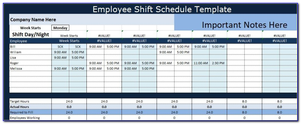Excel Sheet Template For Expense Sheet