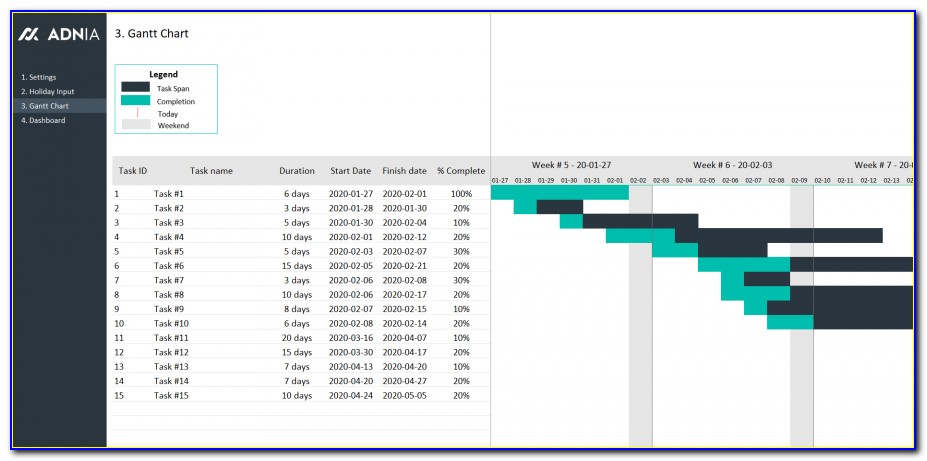 Excel Spreadsheets For Inventory Management