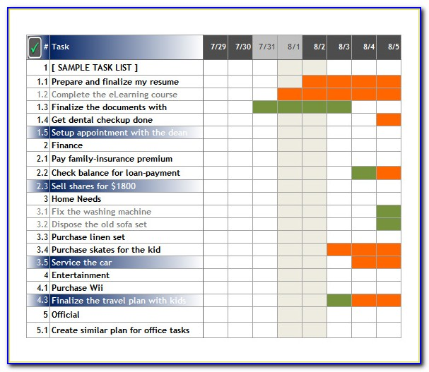 Excel Templates Contacts Database