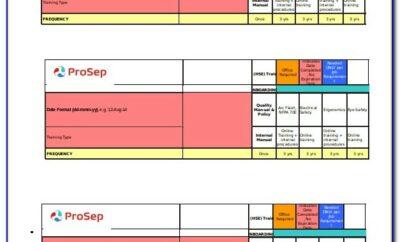 Excel Uniform Inventory Template