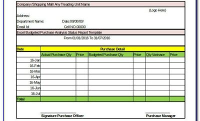Excel Wholesale Invoice Template