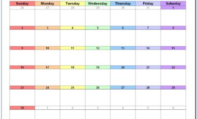 Excel Work Schedule Template Free
