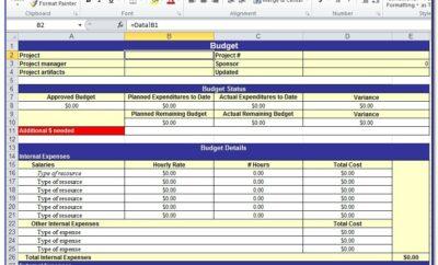 Excel Workbook Templates Free