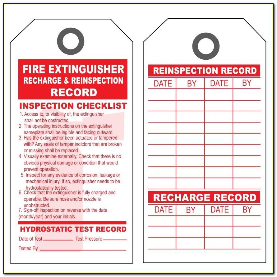 Fire Risk Assessment Template Xls