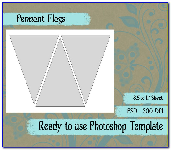 Flag Banner Template Download