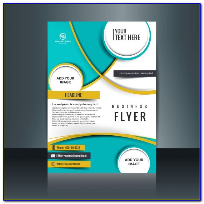 Flyer Template Free Download Psd