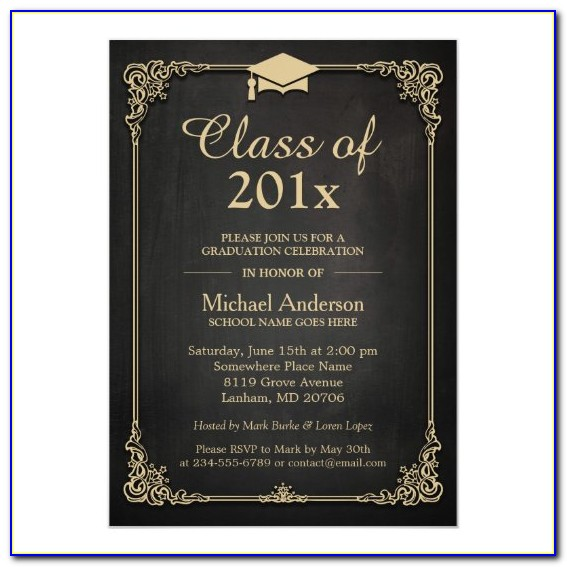 Formal Invitation Cards Templates Free Download